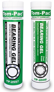 TP-2557 and TP-2598 Bearing Gel | Tom-Pac Inc